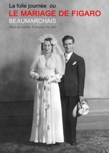 Le mariage de Figaro-affiche