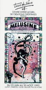 Mélusine révélée ou la tentation d'aimer