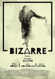 Affiche Bizarre pour la projection du 27-11-2013