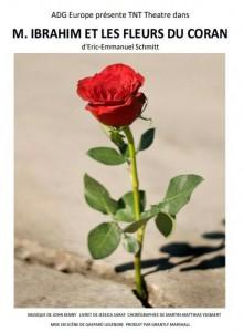 M. Ibrahim et les fleurs du Coran-Affiche